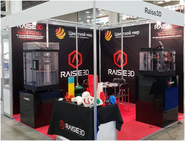 Новая серия 3D принтеров Raise3D Pro | Raise3D